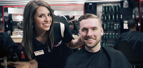 Sport Clips Haircuts of Arapahoe Marketplace Haircuts