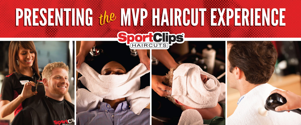 The Sport Clips Haircuts of Arapahoe Marketplace MVP Haircut Experience